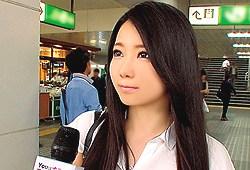 《シロウト》仕事で都内某所に来た整体師のねえさんを品川駅で会話して即ハメ成功www